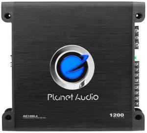PLanet Audio AC1200.4 amp top