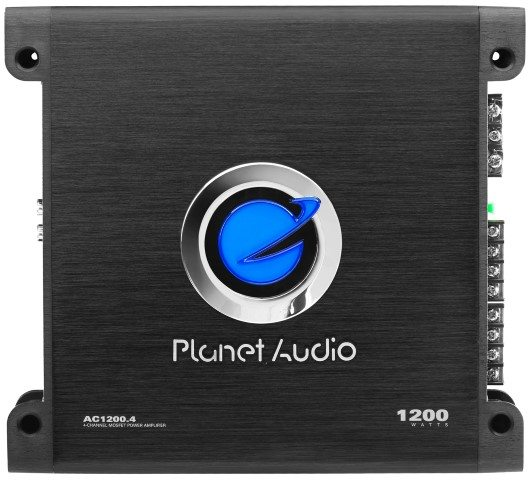 PLanet Audio AC1200.4 amp top