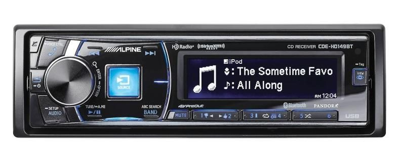 Alpine CDE-HD149BT Full Review - A Bluetooth Car Stereo With Amazing