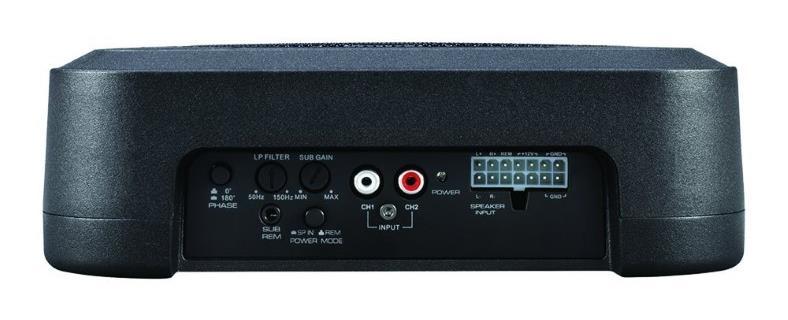 Alpine Electronics PWE-S8 end view