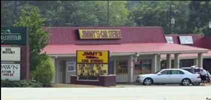 Image of front of Auburn AL car stereo shop