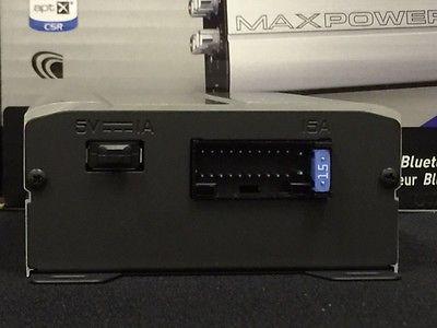 Image of Kenwood KAC-M1824BT amplifier end