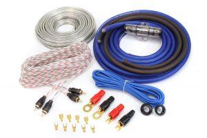 KNU Conceptz KCA-K4 4 gauge amp wiring kit image