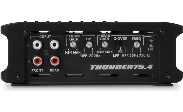 Best Sounding  Channel Car Amplifier