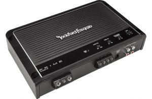 Punch R1200-1D amp side view