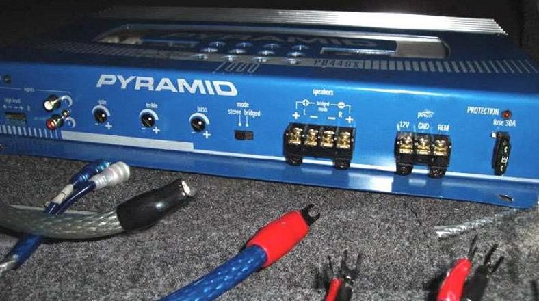 How To Bridge An Amp – Info, Guide, and Diagrams  Channel Amp Wiring Diagram Components on