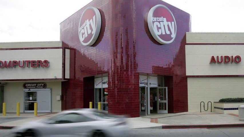Circuit City storefront image