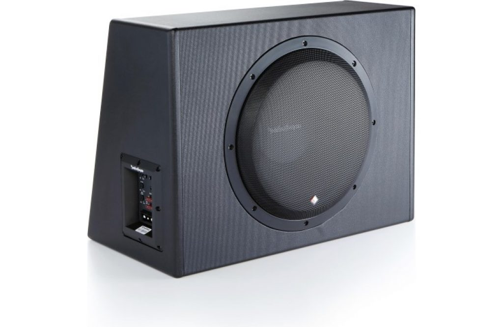 Side view image of Rockford Fosgate P300-12
