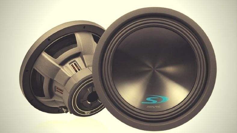 Image of quality Alpine SWS-12D4 subwoofers