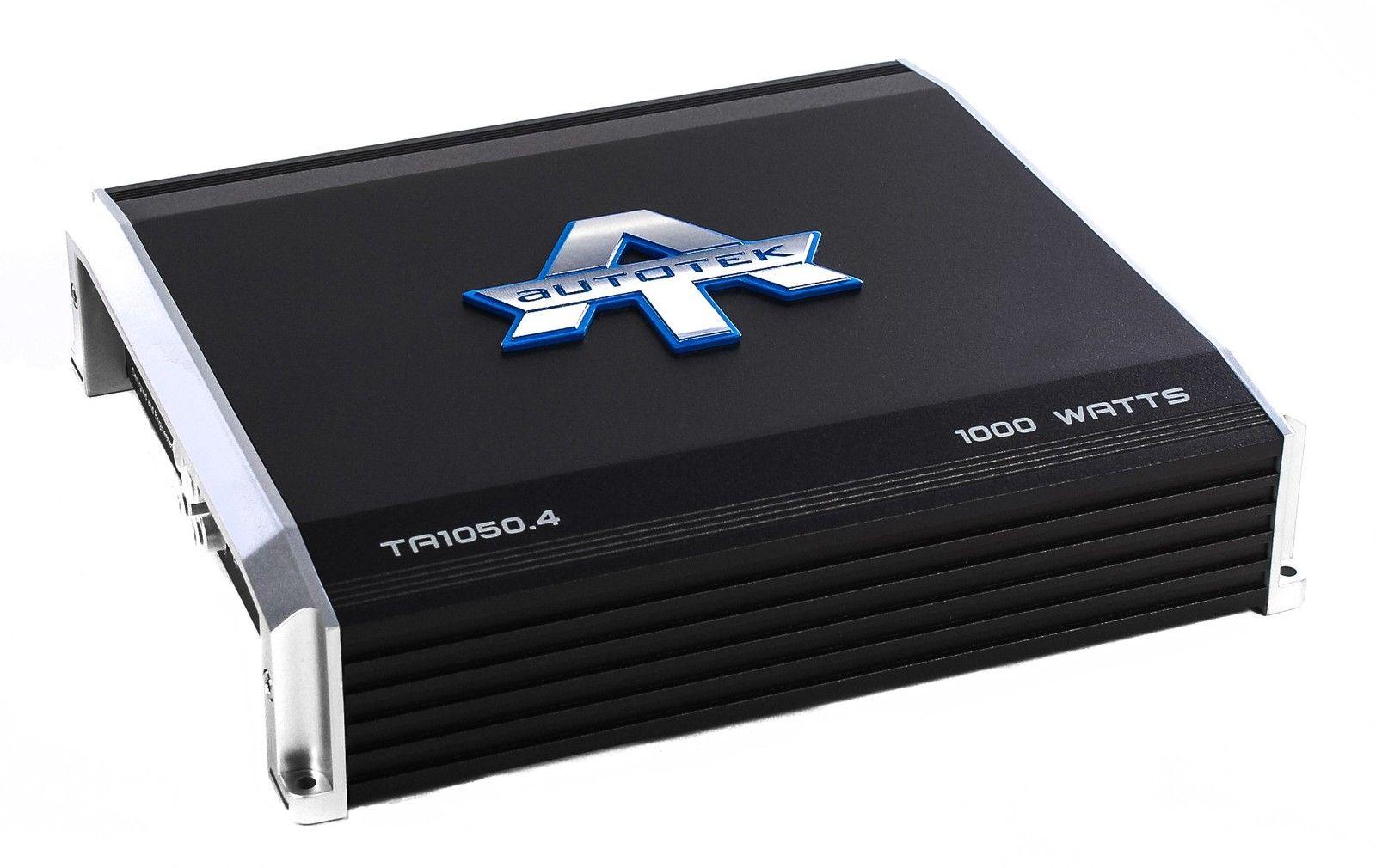 Autotek TA1050.4 amplifier image