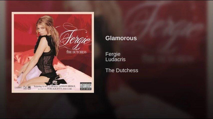Fergie Glamorous subwoofer track image