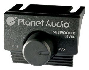 Planet Audio AC1600.4 amp remote image