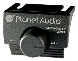 Planet Audio AC1600.4 amp remote image
