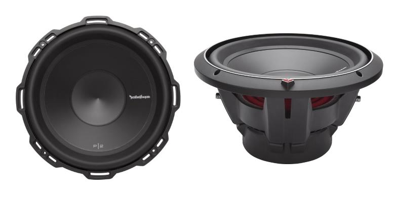 Rockford Fosgate P2D4-12 product image