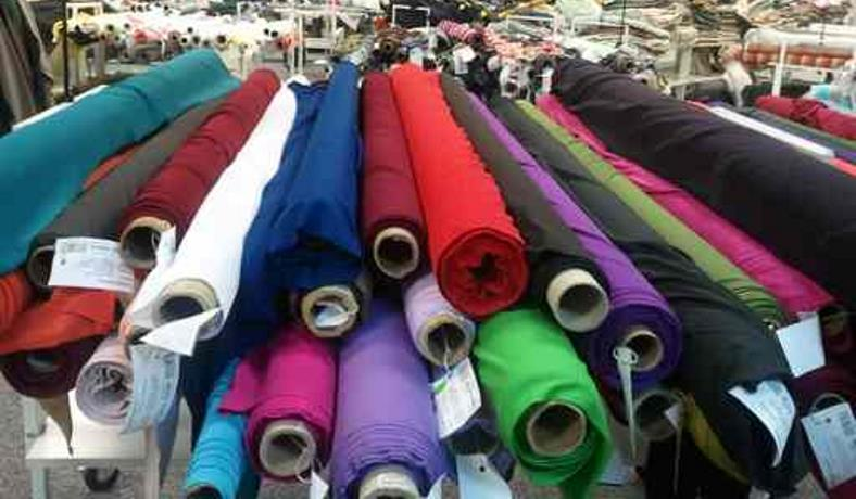 image of fabric store