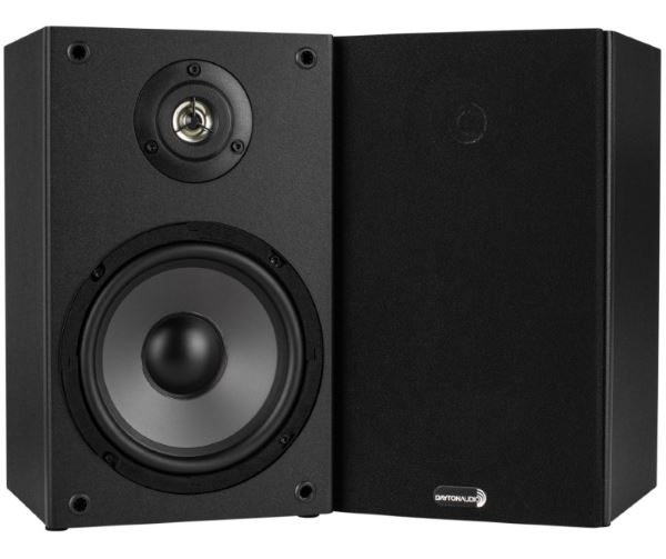 Dayton Audio B652 bookshelf speaker example