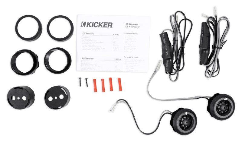 Kicker 43CST20 tweeters image 2