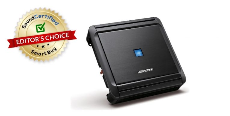 Alpine MRV-F300 amplifier Editor's Choice image