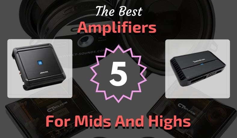 Best amps for mids and highs featured image