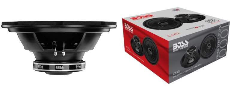 Boss Audio CXX12 car subwoofer product image #2