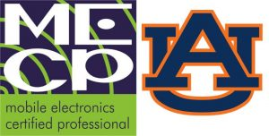 MECP and Auburn University logos for my credentials