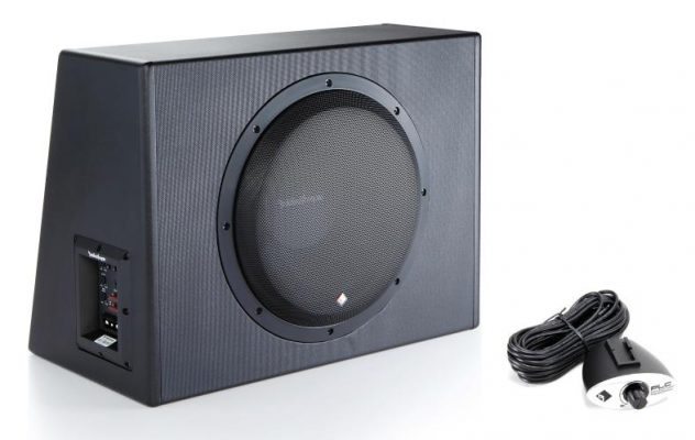 Image of Rockford Fosgate Punch P300-12 with accessories