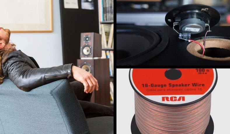 Does speaker wire affect sound quality featured image