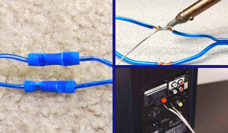 How to extend speaker wire guide featured image