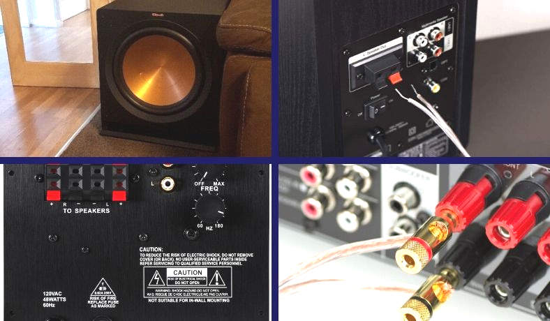 How to connect subwoofer to receiver without subwoofer output featured image