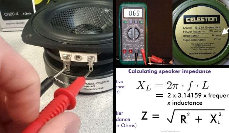 How to tell the impedance of a speaker featured image