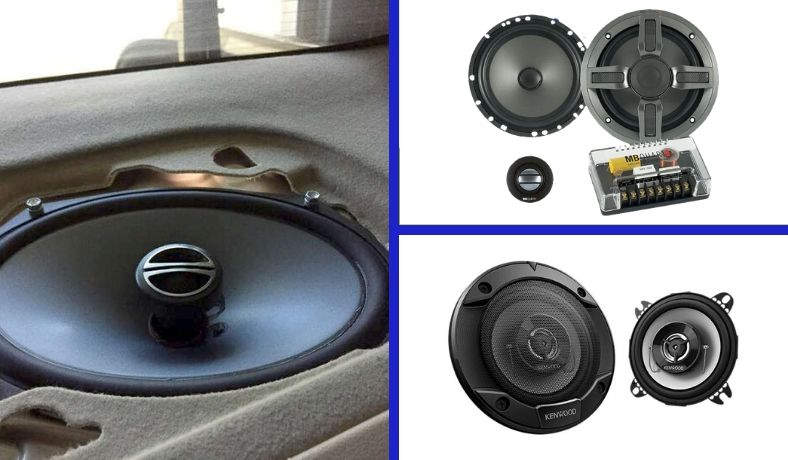 component vs coaxial speakers featured image