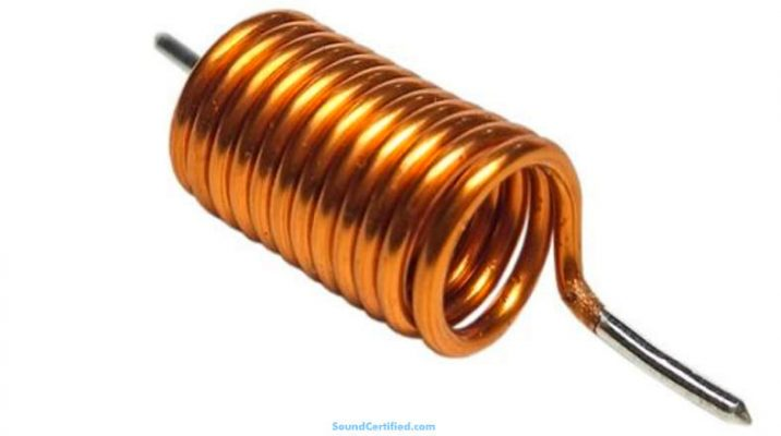 Example of an inductor
