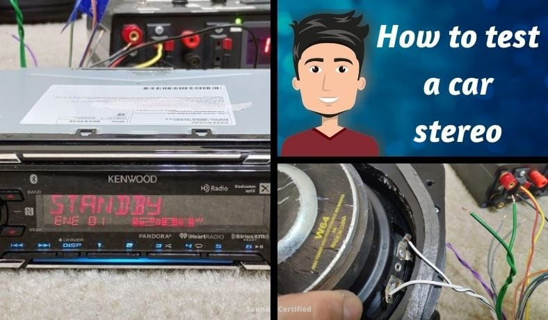 How to test a car stereo featured image