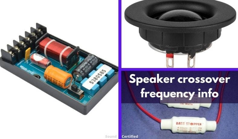 how to determine speaker crossover frequency featured image