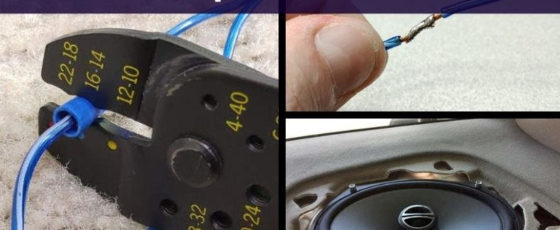 How To Fix Speaker Wire In Your Car Like A Pro