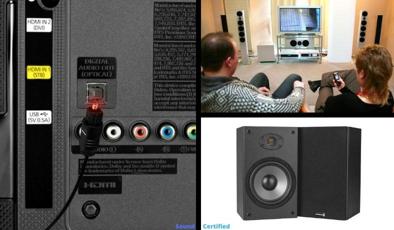 how to connect home theater speakers to tv featured image