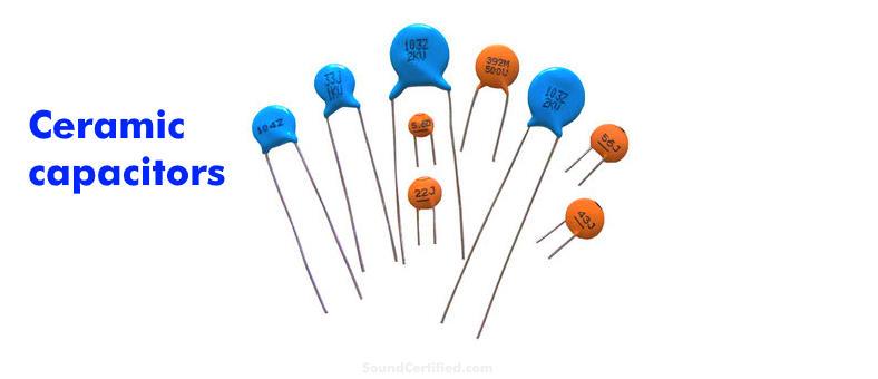ceramic capacitor examples
