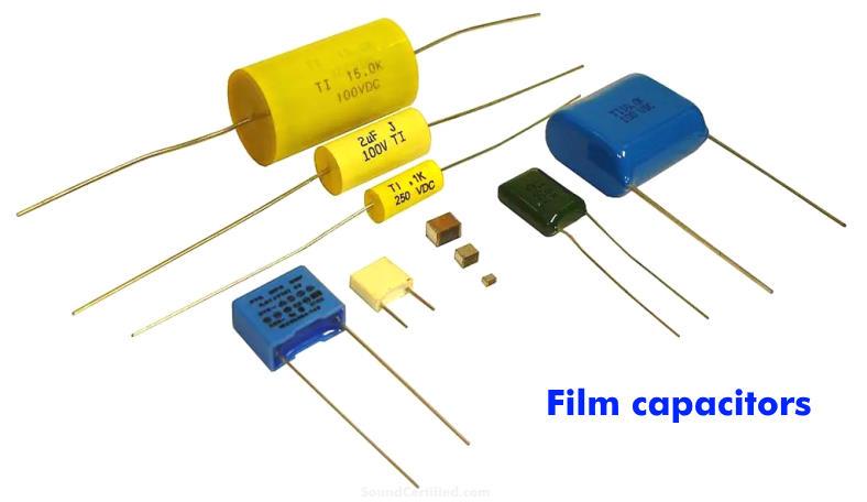 examples of film capacitors