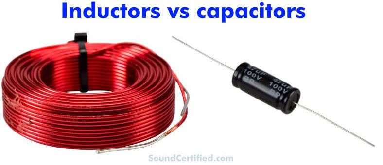 inductors vs capacitors image