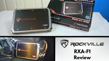 Rockville RXA-F1 4 Channel Amp Hands-On Review: A Budget Winner You Shouldn't Pass Up!