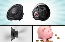 The Best Budget Car Subwoofers Under $50 And $100 – 4 Great Buys!
