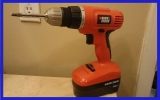 The Best Cordless Drill Under $50 – Black And Decker GC1801 Review