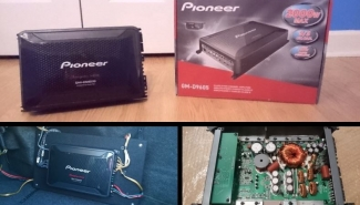 Hands-On Review & Test: Pioneer GM-D9605/GM-D9705 5 Channel Amplifiers